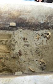 Tripoliste bin 900 yıllık kalıntı