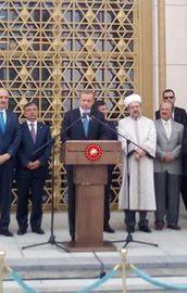 Erdoğan o caminin ismini açıkladı