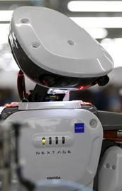 Robot işçiyi öldürdü