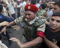 Mısırda 'savaş' sesleri
