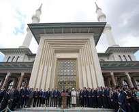 İşte tüm detaylarıyla Beştepe Millet Camii