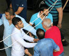 İstanbul Otogarı'nda silahlı çatışma