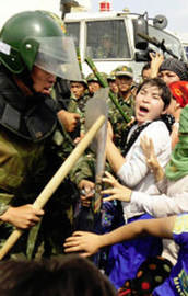 Çin malı röportajla şirinlik çabası