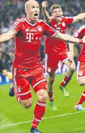 Fener, Robben için de 4 koldan atakta