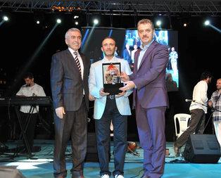 Ömer Karaoğlu ezgileriyle gönüllere hitap etti