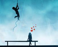 Lacivert 'Aşk' özel sayısıyla çıktı!