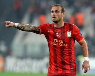 Sneijder'e yeni sözleşme teklifi