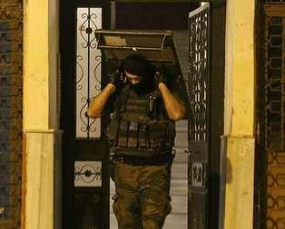 İstanbulda terör örgütü operasyonu!