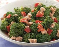 Ton Balıklı Brokoli Tarifi