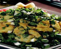 Alman Patates Salatası Tarifi