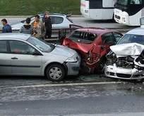 3 günlük bilanço: 44 kazada 38 ölü, 238 yaralı