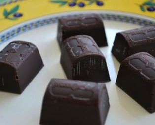 Bu çikolata öyle bir şeyden yapılıyor ki...