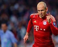 Yıldırım'dan Robben seferi