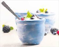 Yoğurt karadut fazla kiloları unut!