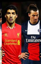 Avrupada yılın golü adayları belli oldu