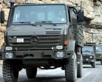 PKKlı teröristlerden askeri araca hain saldırı