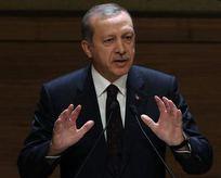 Erdoğandan şehit ailelerine taziye mesajı
