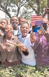 Obama: Afrika insanlığın beşiğidir