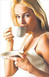Klima çarpmasına bir yudum çay