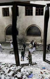 DAEŞten camiye intihar saldırısı