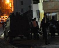 Hakkaride polis lojmanlarına saldırı