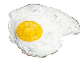 Yumurta seyirlik olacak