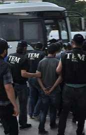 Bursada 7 PKKlı yakalandı