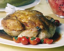 Karpuz İçinde Tavuk Tarifi