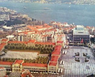 Danıştay'dan kritik Taksim kararı