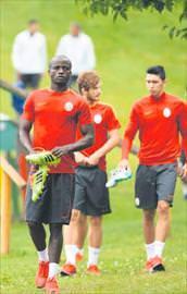 Galatasarayın gönderdiği Dany Bursada