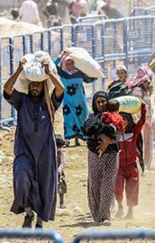 PYD, Suriyede tehcire devam ediyor