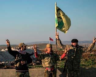 YPGli cenaze gerginliği