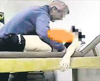 Hastanede gizli kamera skandalı