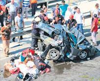 ODTÜlü çift kaza kurbanı