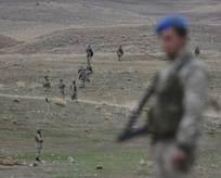 PKKya karadan ve havadan operasyon