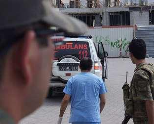 Kars'ta hain saldırı: 1 asker şehit