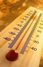 Üç ilde rekor sıcaklık uyarısı