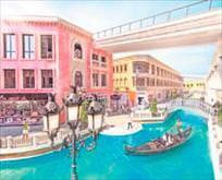 Venedik manzarası İstanbula geldi