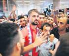 Trabzon taraftarı rest çekti