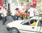 Arıza yapan ambulansta öldü