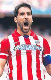 Raul Garcia için Arda devrede
