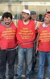 CHPden taşeron işçilere zulüm