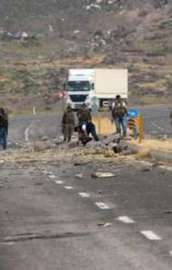 Doğalgaz boru hattına sabotaj girişimi