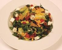 Ege Salatası Tarifi