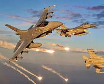 F-16lar PKK kamplarına bomba yağdırdı