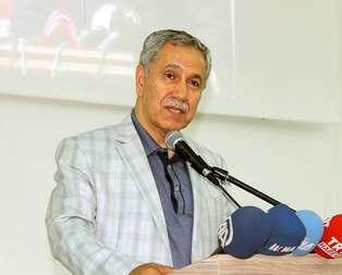 Arınç: 'PKK'nın alçakça bir yalanı'