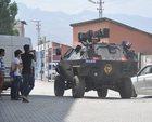 Emniyet Müdürlüğü'ne roketatarlı saldırı