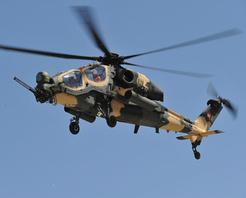 Atak helikopterleri harekete geçti