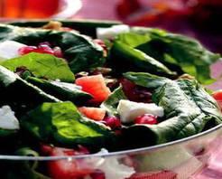 Ispanak Salatası Tarifi