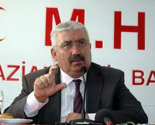 MHP'den AK Parti'ye destek sinyali